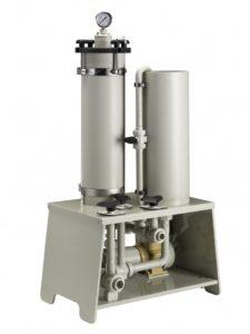 System filtracyjny tworzywowy - chemoodporny duży