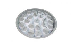 Filtr chemoodporny - wkłady