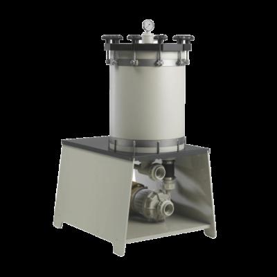 System filtracyjny tworzywowy - chemoodporny