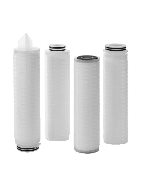 Świece filtracyjne do gazów